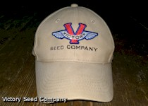 Cap, Victory Seed Company