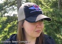 Victory Seed Soft Mesh Back Trucker's Hat
