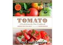 Tomato: A Fresh-from-the-Vine Cookbook