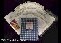 Heirloom Seed Kits and Collections