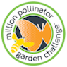 We joined the Million Pollinator Challenge!