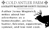 Checkout a young woman's adventures with homesteading and country living.