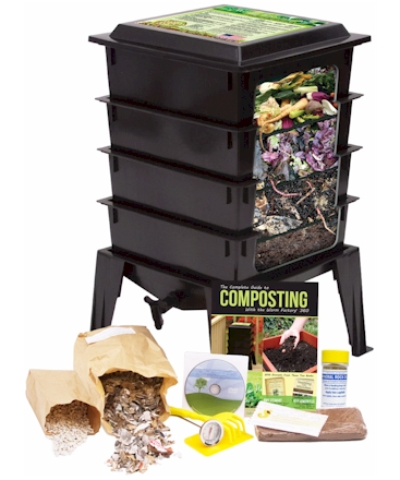 Worm Composting Supplies