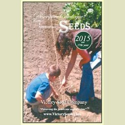 2015 Victory Seed Company Annual Catalog