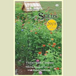 2018 Victory Seed Company Annual Catalog