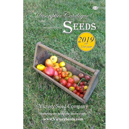 2019 Victory Seed Company Annual Catalog