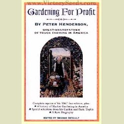 Gardening for Profit by Peter Henderson