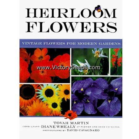 Heirloom Flowers by Tovah Martin