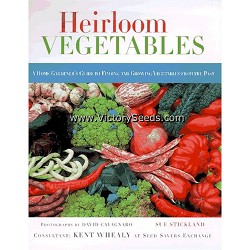 Heirloom Vegetables by Sue Stickland