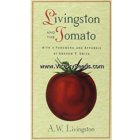 Livingston and the Tomato Book<br><b>SOLD OUT</b>