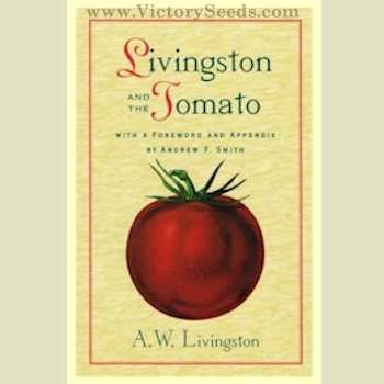Livingston and the Tomato Book