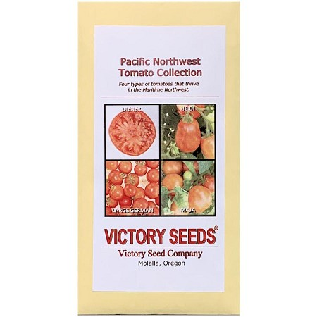 Pacific Northwest Tomato Collection<br><b>SOLD OUT Until Fall 2021</b>