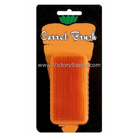 Carrot Scrubbing Brush