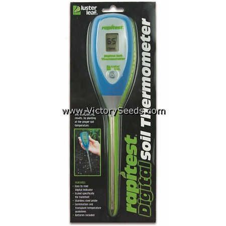 Rapidtest Digital Soil Thermometer