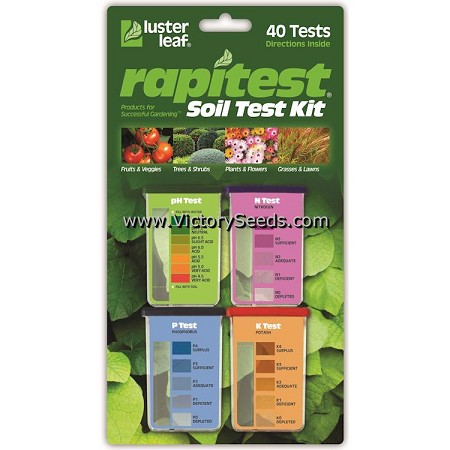 Rapidtest Soil Test Kit